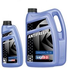 Антифриз-40 (синий)  5кг. LUXE