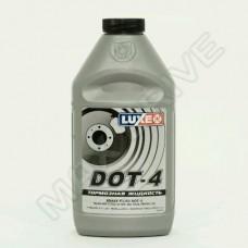 DOT-4 LUXE 0,455kg серебр.кан.