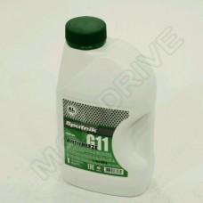 Антифриз-40 зеленый (SPUTNIK G11) 1кг