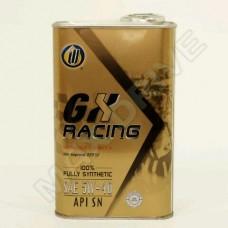 UNITED GX RACING 5W-40  SN/CF (12x1л) метал (Синтетическое моторное масло)