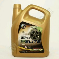 UNITED ECO-ELITE 0W-20 S/NILSA (6x4л) Plastic (Синтетическое моторное масло)