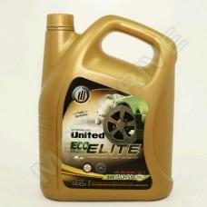 UNITED ECO-ELITE 5W-20 / 6х4л. синтетическое моторное масло