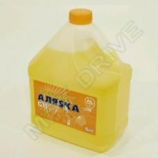 Антифриз Аляска -40 G11 yellow 5кг